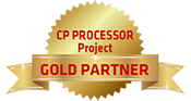 CP Processor - Gold partners!